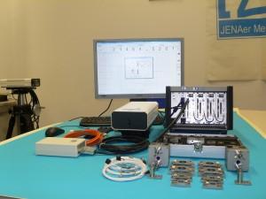 ZLM 800 - Mehrachs - Laserinterferometer mit AUK Umweltkompensation