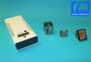 ZLM 900 Lasermesskopf mit 3D Interferometer